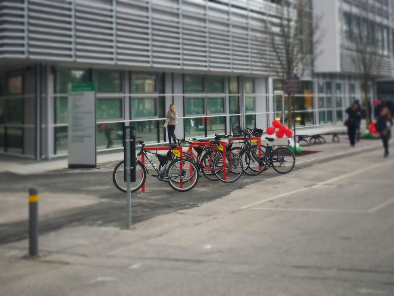 Rivestienti Bike racks
